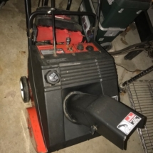 Agri-Fab Mow and Vac