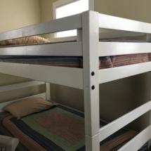 Vintage bunk beds