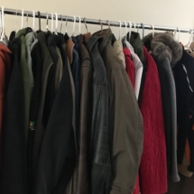Nice collection of men's and women's coats