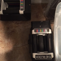 The Block-exercise equipment