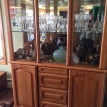 Giguere and Morin inc china hutch