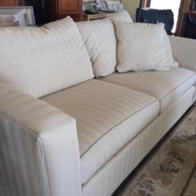 Two matching Ethan Allen LIKE NEW Sofas