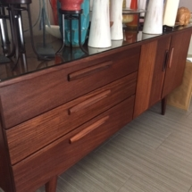 Imperial Midcentury Modern hutch