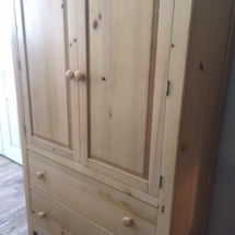 Broyhill armoire
