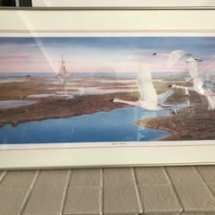Alaskan artist Charles Gause