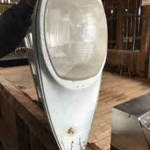 Vintage outdoor lamp