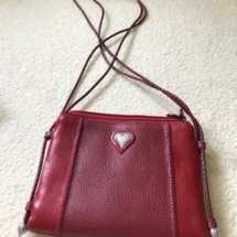 New Brighton leather bag