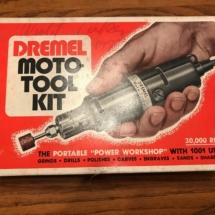 Vintage Dremel
