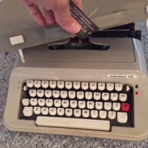 Underwood 319 typewriter