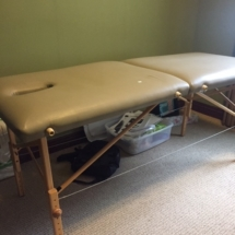 "The ""Massage Master"" massage table"