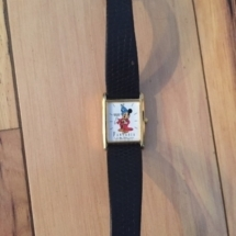"Collectible Disney ""Fantasia"" watch"