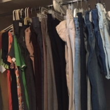 Women's clothing, size xs and s