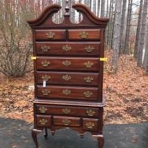 $300 Chippendale High Boy Dresser