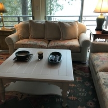 $300 each Two matching Eddie Bauer Home sofas