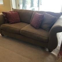 Rowe sofa - like new!