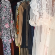 Vintage women's clothing