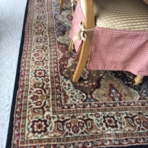 "7'8""x 11' Kathy Ireland Home carpet"