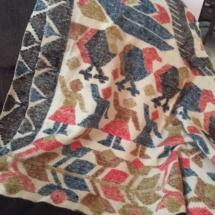 Beautiful vintage wool blanket