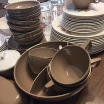 "Boonton Molding Co ""Melmac"" Dinnerware"