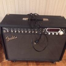 Fender Cyber-Twin amp