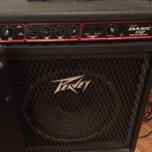 Peavey Basic 112 portable bass combo amp
