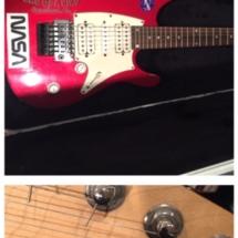 Peavey Detonator electric guitar