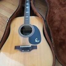 Vintage Epiphone FT-165, 12 string acoustic guitar
