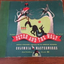 Nice collection of vintage vinyl