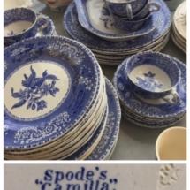 """Spode's """"Camilla"""" Copeland England"""