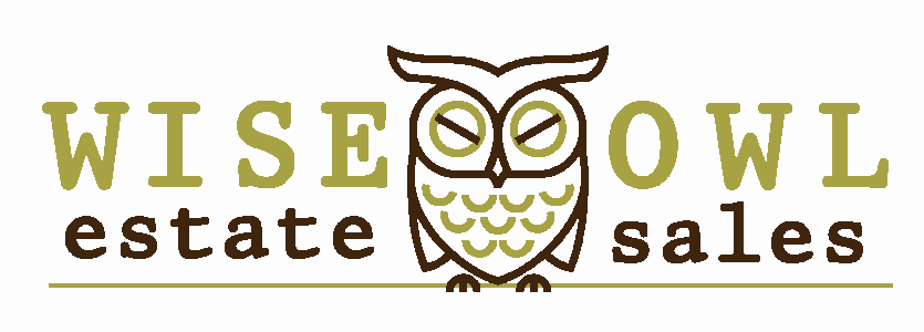 Wise Owl Estate Sales Logo