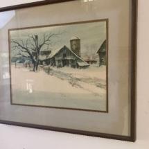 Stan Dudek watercolor