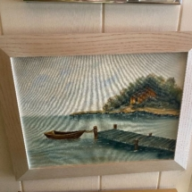 Original landscape by Pearl
