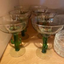 Set of 6 Margherita glasses
