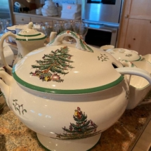 Spode tureen - part of a huge collection