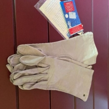 Vintage Aris kidskin gloves