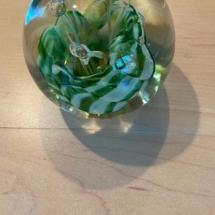 Niger Fruman Art glass
