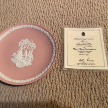 Vintage Wedgwood made specifically for Mary Kay
