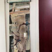 Textile art by Barbara Webb