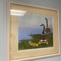 Marsh Family by Linda Williams Swingle