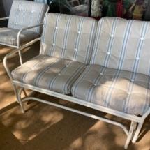 Vintage Patiotone patio furniture