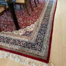 9 x 12 silk and wool rug