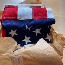 Rare! 49 stars. 3x5 American Flag Never used.