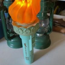 Cool vintage flashlight! Works!