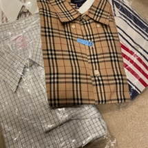 Burberry, Brooks Brothers and other high end brands