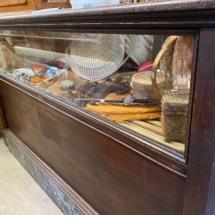 Antique Traverse City display case